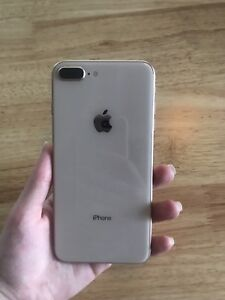 Iphone 8plus GOLD 64 G