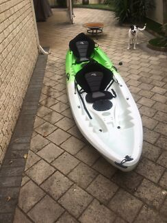 2/3 person kayak with soft seats