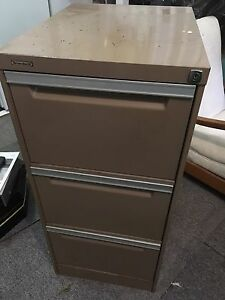 Filing cabinet- 3 Drawer Parkwood Gold Coast City Preview