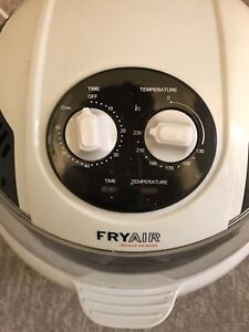 fry air oil free deep fryer