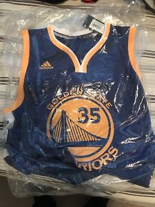 Kevin durant NBA Jersey Golden State Swingman Adidas