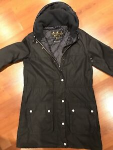 Black Barbour Women's Jacket