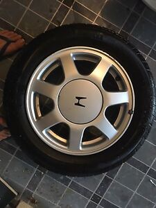 Honda Accord 1 Rim 15 inch Hornsby Hornsby Area Preview