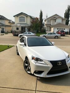 Lexus IS 350!