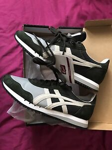 Men sneakers - new asics onitsuka tigers green and white Fairfield West Fairfield Area Preview