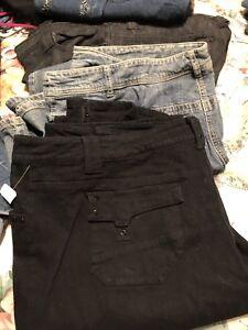 Plus size jeans size 26