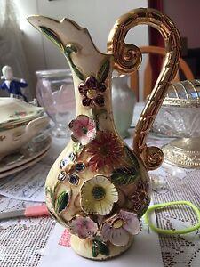 Antique Pitcher Vase