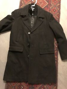 Kenneth Cole men wool jacket coat medium $45each