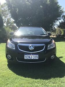 2012 Automatic Black Holden Cruze CDX Geraldton Geraldton City Preview