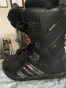 Men's ride snowboard boots