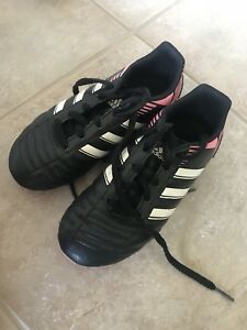 Adidas girl outdoor soccer cleats