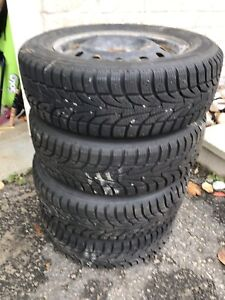 Winter tires (available again)