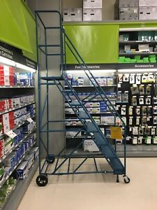 WANTED: Rolling Ladder