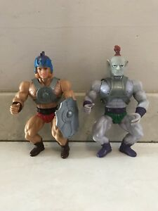 GALAXY WARRIORS VINTAGE 1983 ACTION FIGURES TOYS