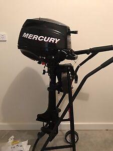 2.5hp 4 stroke mercury outboard Glandore Marion Area Preview
