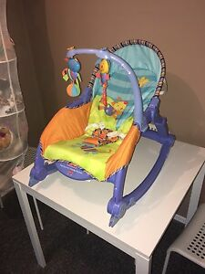 Fisher Price Newborn-To-Toddler Rocking Chair