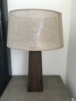 BEDSIDE TABLE LAMPS - SET OF TWO