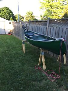Canoe for sale 12 foot square stern,