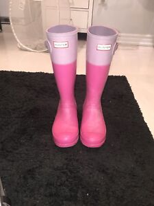Children Hunter Rain boots