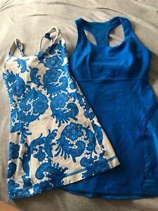 lululemon shirts size 4