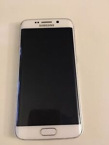 Samsung S6 Edge! White, with MTS