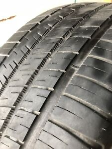 "Selling Pair of two used 20"" Michelin tire with good condition"