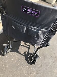 Airgo Ultra Lite wheelchair