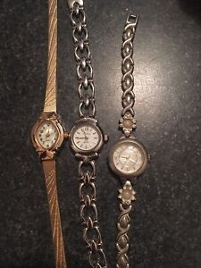 Various watches