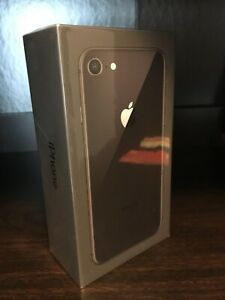 Apple iPhone 8 64gb Space Grey BRAND NEW