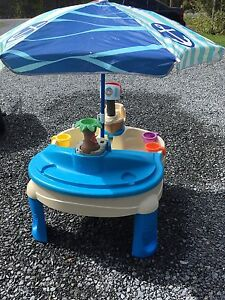 Step 2 water/sand table