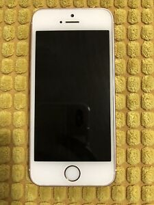 iPHONE SE rose gold for sale $150