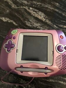 Leapster  LeapFrog gaming console system!!!