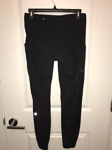 """Lululemon Speed Up Tight Full-On Luxtreme with 28"""" Inseam"""