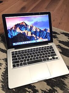 Mid 2012 Macbook pro 13in, works perfect!