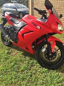Kawasaki ninja Capel Capel Area Preview
