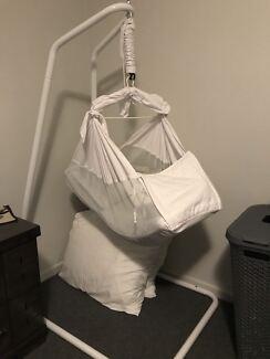 amby air baby hammock amby baby hammock reduced   cots  u0026 bedding   gumtree australia      rh   gumtree   au