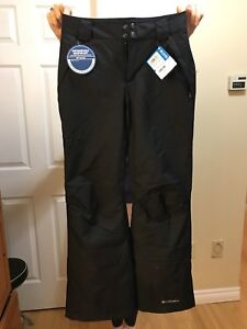 Women's Columbia snow pants- size medium
