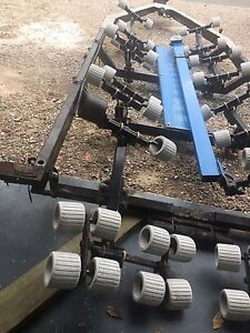 Boat trailer Rollers and carriages Peregian Beach Noosa Area Preview