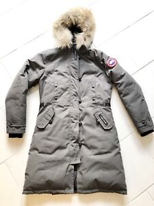 Canada Goose Womens Kensington Parka - Excellent Condition