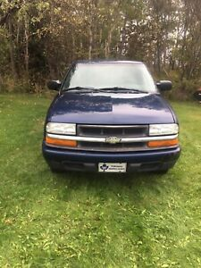 2003 Chev S10 for sale