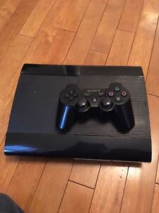 PlayStation 3 with a tonne of games
