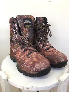 Itasca Men's Camo Ankle Boots Size 10 Men