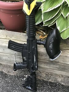 Alpha bravo elite paintball gun
