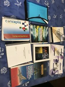 1st and 2nd year Dalhousie Engineering Textbooks