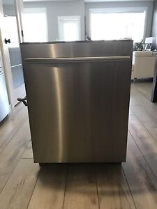 Samsung dishwasher 68-00079A stainless steel built in