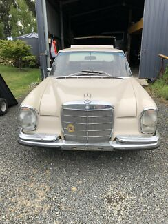 280s Mercedes Benz 1972 Mirboo North South Gippsland Preview