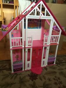 Huge Barbie House for Sale!