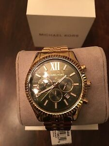 Michael Kors watch -BRAND NEW-FIRM PRICE