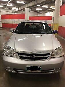 2004 Chevy Optra LT