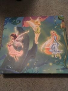 Tinkerbell Scrapbooking Kit
